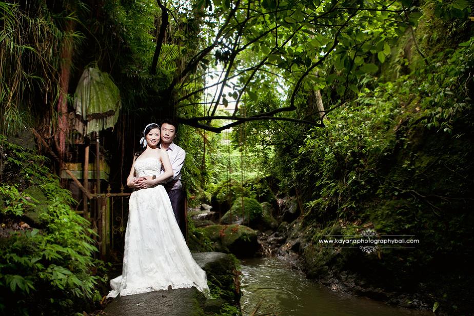 Latar belakang pra wedding