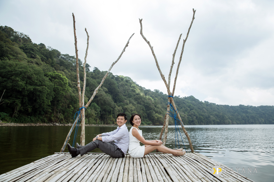 Shing and Wei Singapore Bali Pre Wedding photos