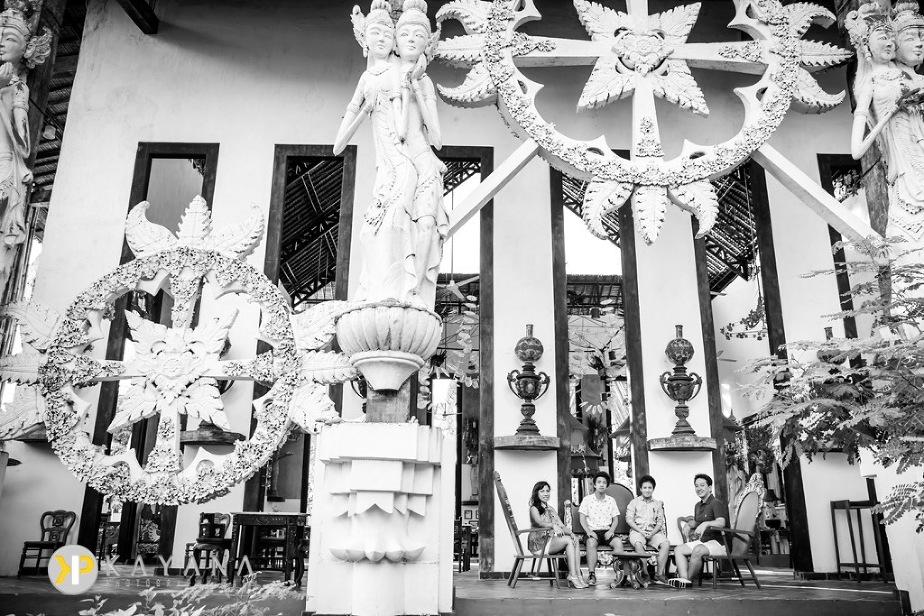 Family Photo Lombok Tugu Hotel 01