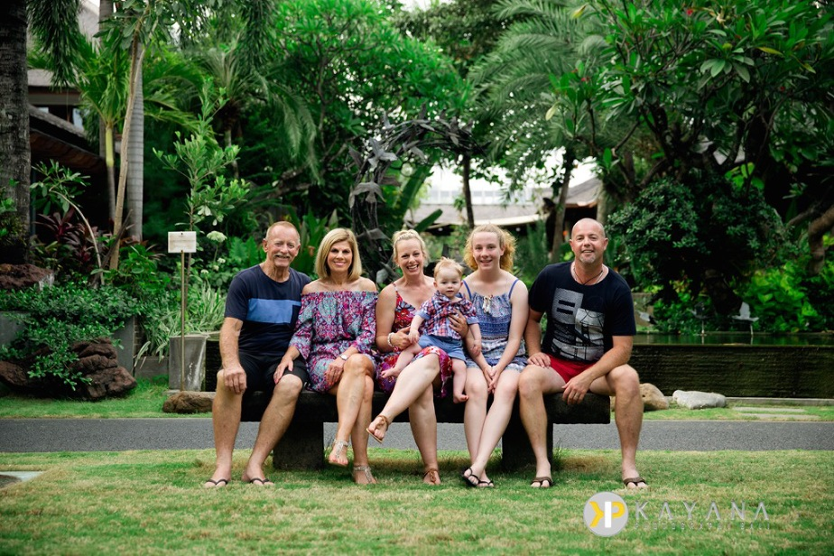 Bali Family Potrait of Hearn family at Padma Hotel Bali 02